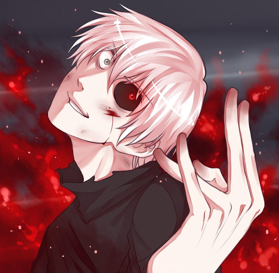 I'm a Ghoul by Kyoichii