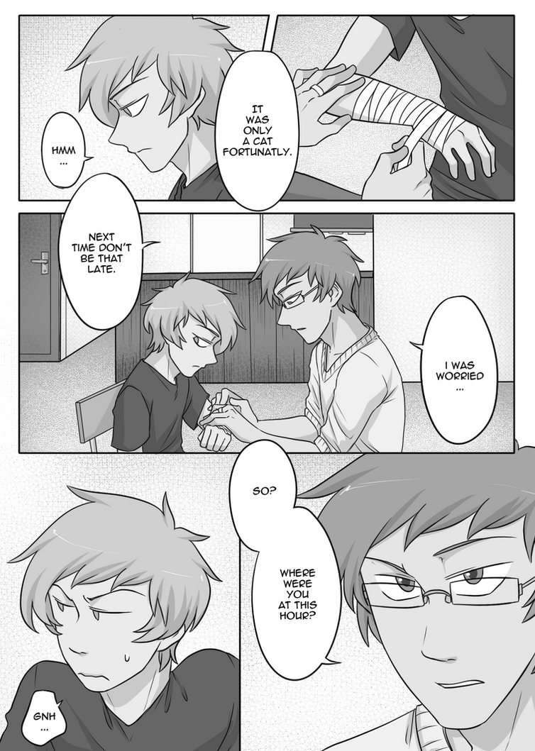 Unravel DNA V1 Page 14 by Kyoichii