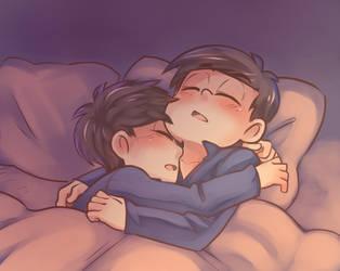 Sleepy huggies