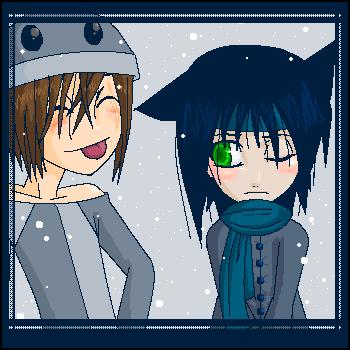 Snow by knonoko