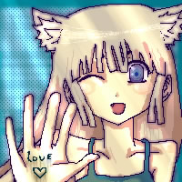 Love Cat by knonoko