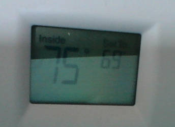 Eeep look at the thermostat by Juniper5202
