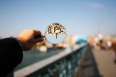 67- Magnifying Glass... VI by salihagir