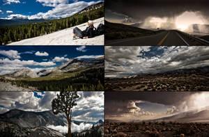 Nationalpark Panoramas