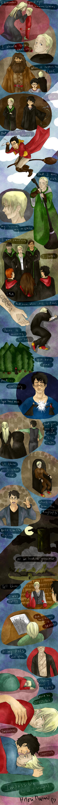 DRARRY Impossible by HitoriMaron