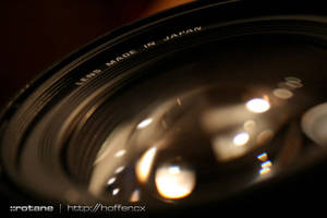 Crawling into the Lens by rotane