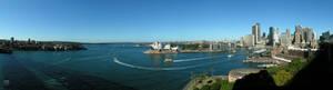 Panorama Sydney: Harbour Bridge