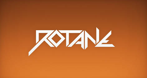 rotaneco logotype test 4 by rotane