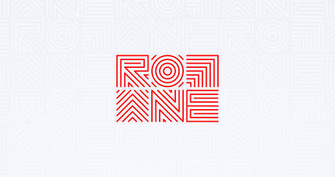 rotaneco logotype test 7 by rotane
