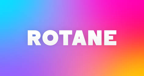 rotaneco logotype test 9 by rotane