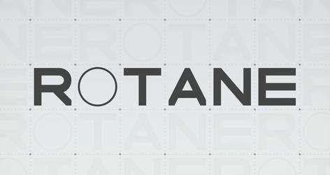 rotaneco logotype test 10 by rotane