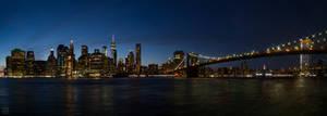 Panorama New York City: Manhattan