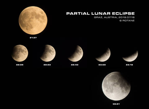 Lunar Eclipse 20190716