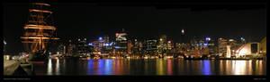 Panorama Sydney: Darling Harbr