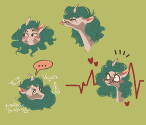 Telegram stickers with your emotions!