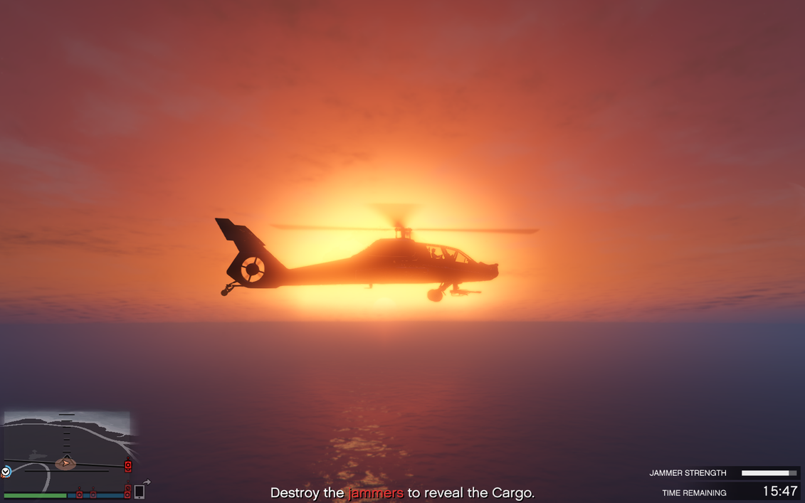 hunter_sunset_by_hell_jim-d2zowm6.png