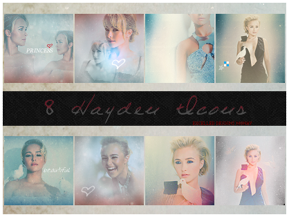 Ms. Hayden is the name. by iROCKEDxhim