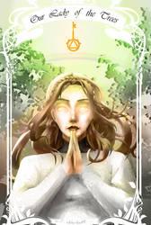 [Magicians FA] Julia by indigo-chan99