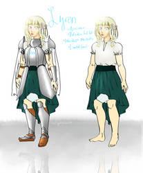 Lyren Ref by indigo-chan99