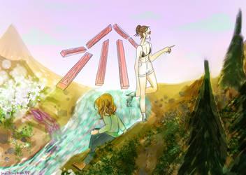 One Wing, One Path [OCs] by indigo-chan99