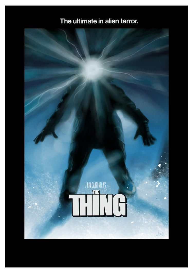 The Thing by perihelion