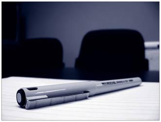 Unwritten Notepad by johnedgar