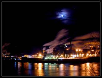 4 Industrial Revolutions/sec by johnedgar