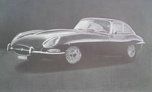 E-Type Jaguar,50th Birthday