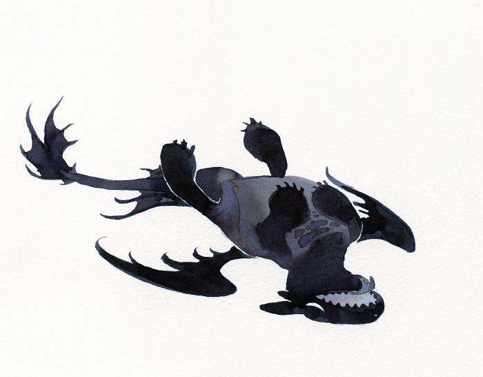 Toothless by Rhynn