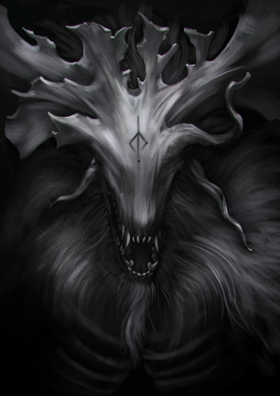 Cleric Beast by Rhynn
