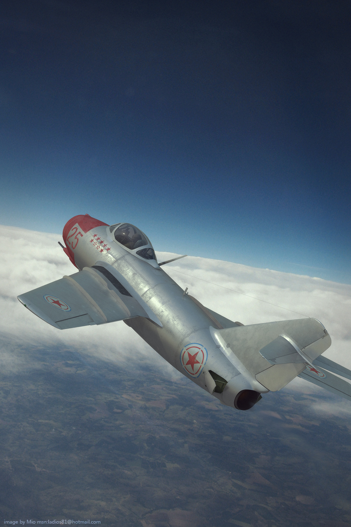 MiG ace by limiao
