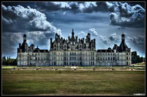 Chateau de Chambord - HDR by Yannh76