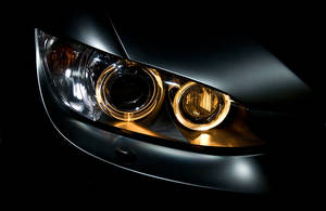 BMW M3 - Detail phare by Yannh76