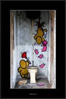 Gouzou dans WC by Yannh76
