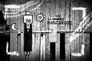 Mascarade... by Yannh76