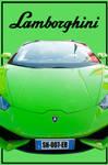 Hello... Green Huracan