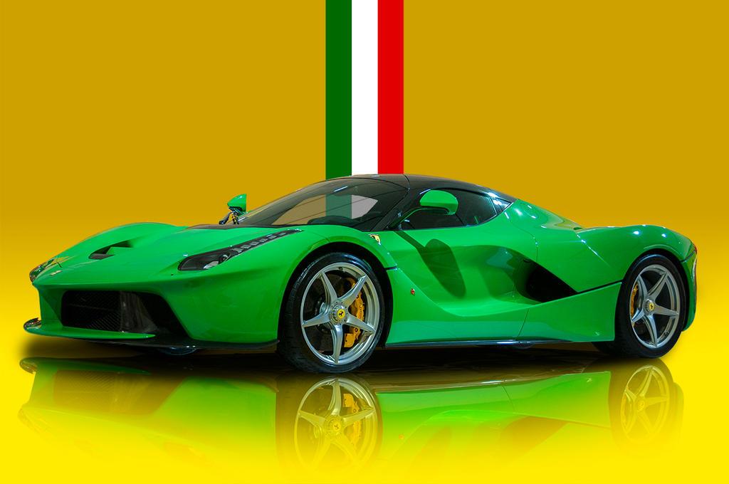 Ferrari LaFerrari by Yannh76