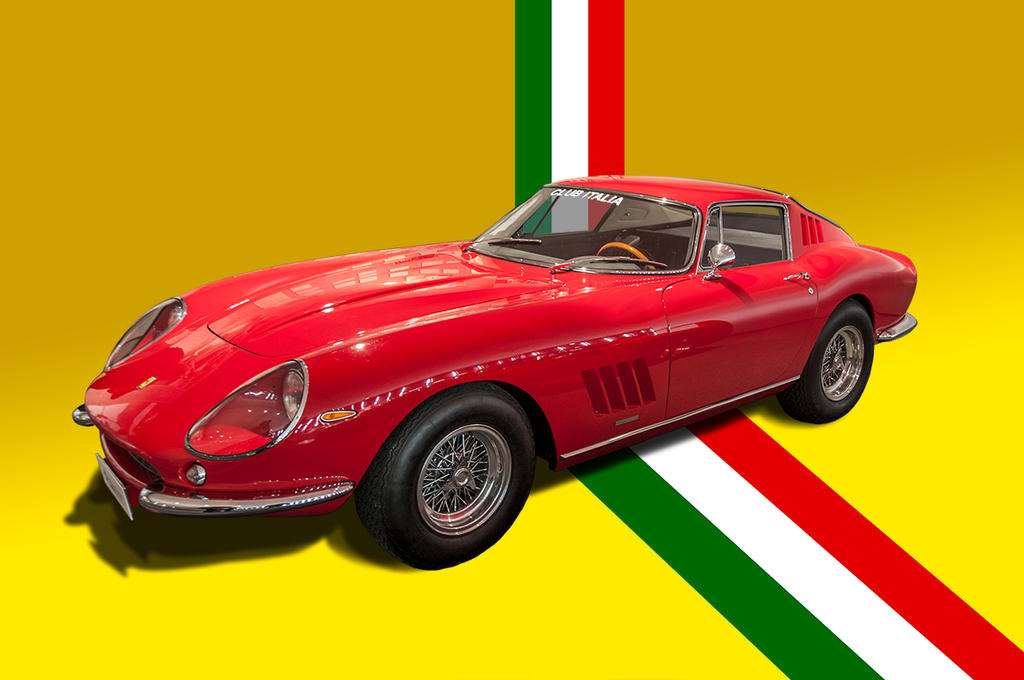 Ferrari 275 GTB by Yannh76