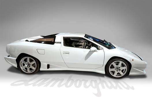 Lamborghini Project P140