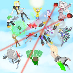 Acceleration of Suguri : Melee in the sky
