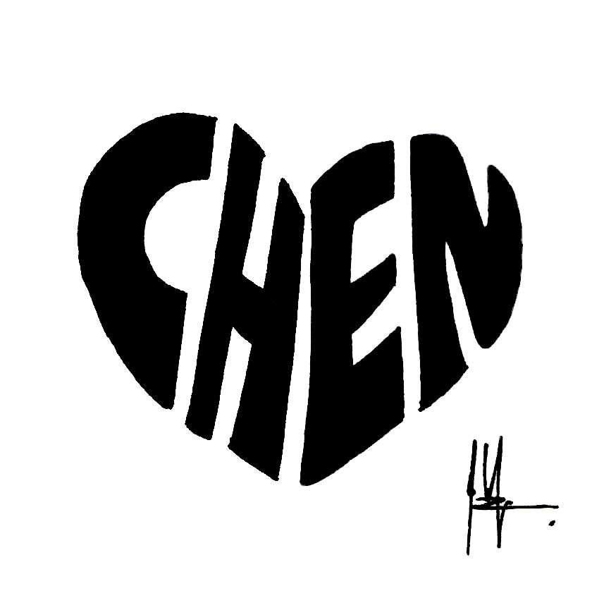 EXO-Chen logo#3 by shufleur on DeviantArt