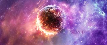 The Oblivion Nebula by tamor