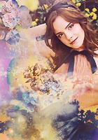 Emma Watson's photoshoot by Redwatson