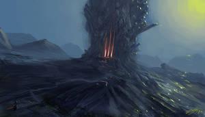 Speedpaint - mystic-Tower