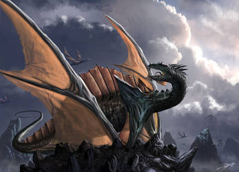 Dragon Defense - Light by ZuluSplitter