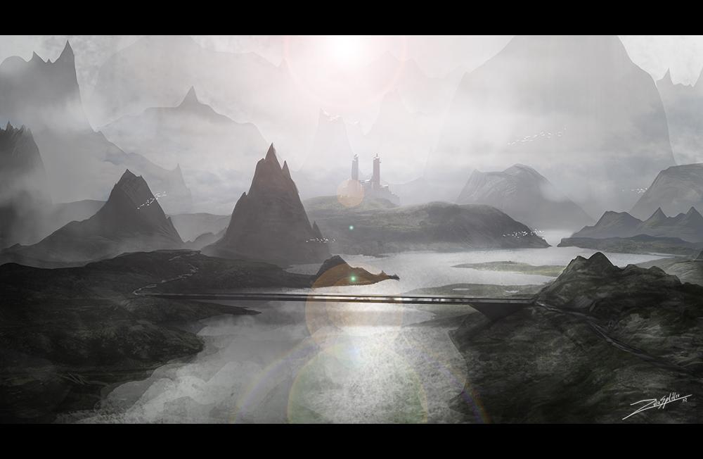 SP - The Path by ZuluSplitter