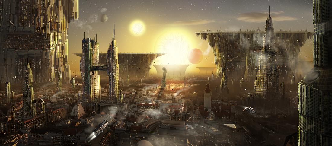 Metropolis Pt.2 by ZuluSplitter