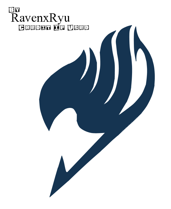 Fairy Tail Crest by RavenxRyu