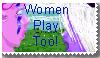 'Women Play too' WoW by Drakague