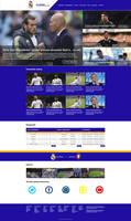 Real Madrid's fan site